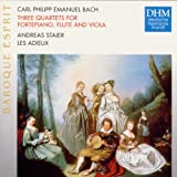 Baroque Esprit - Carl Philip Emanuel Bachvon &#34;Andreas Staier&#34;