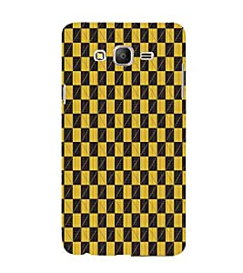 Checks Cheks Chess 3D Hard Polycarbonate Designer Back Case Cover for Samsung Galaxy On5 Pro :: Samsung Galaxy ON 5 Pro