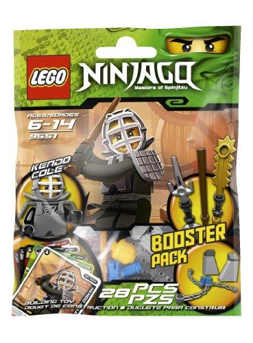 LEGO Ninjago Kendo Cole 9551