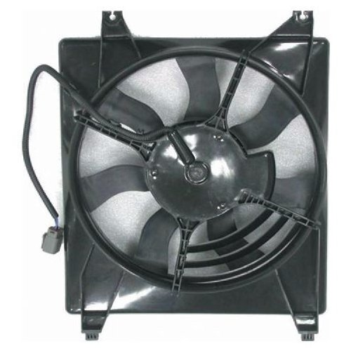 TYC 611020-G Kia/Hyundai Replacement Condenser Cooling Fan Assembly from TYC