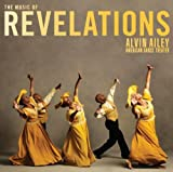 Revelations by Alvin Ailey American Dance Theater (1999) Audio CD