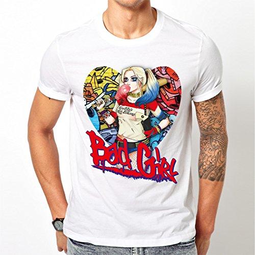 MerchDistributor-Camiseta-para-hombre-blanco-blanco-Small