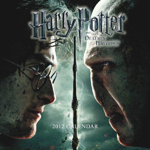 Official Harry Potter Calendar 2012