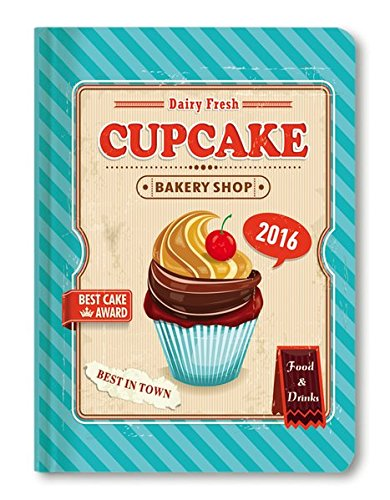 Alpha Edition 160827 Ladytimer Cupcake Agenda Settimanale 2016 107 X 152 cm 192 Pagine PDF