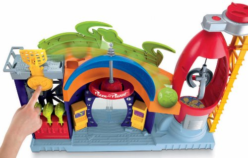 Fisher-Price Imaginext® Disney/Pixar Toy Story Pizza Planet Playset front-493760