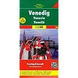 Freytag Berndt Stadtpläne, Venedig - Maßstab 1:5 000