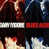 echange, troc Gary Moore - Blues Alive