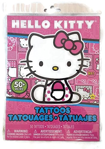 Hello Kitty Tattoos 50 Pieces