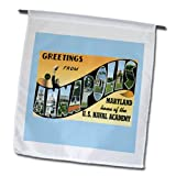 Reviews for fl_170080_1 BLN Vintage US Cities and States Postcard Designs - Greeti...