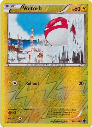 Pokemon - Voltorb (32/116