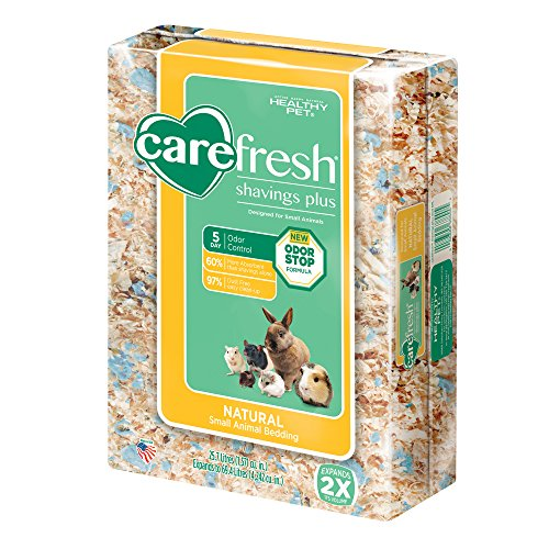 Carefresh Shavings Plus Pet Bedding, 69.4 L (Carefresh Natural Bedding compare prices)