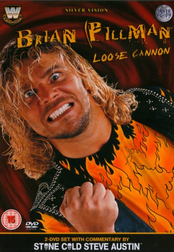 Brian Pillman Loose Cannon [DVD]
