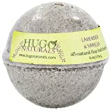 Hugo Naturals Fizzy Bath Bomb, Lavender and Vanilla, 6 Ounce