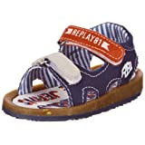 REPLAY Regents Junior GBX08.C0019T Unisex-Baby Krabbelschuhe