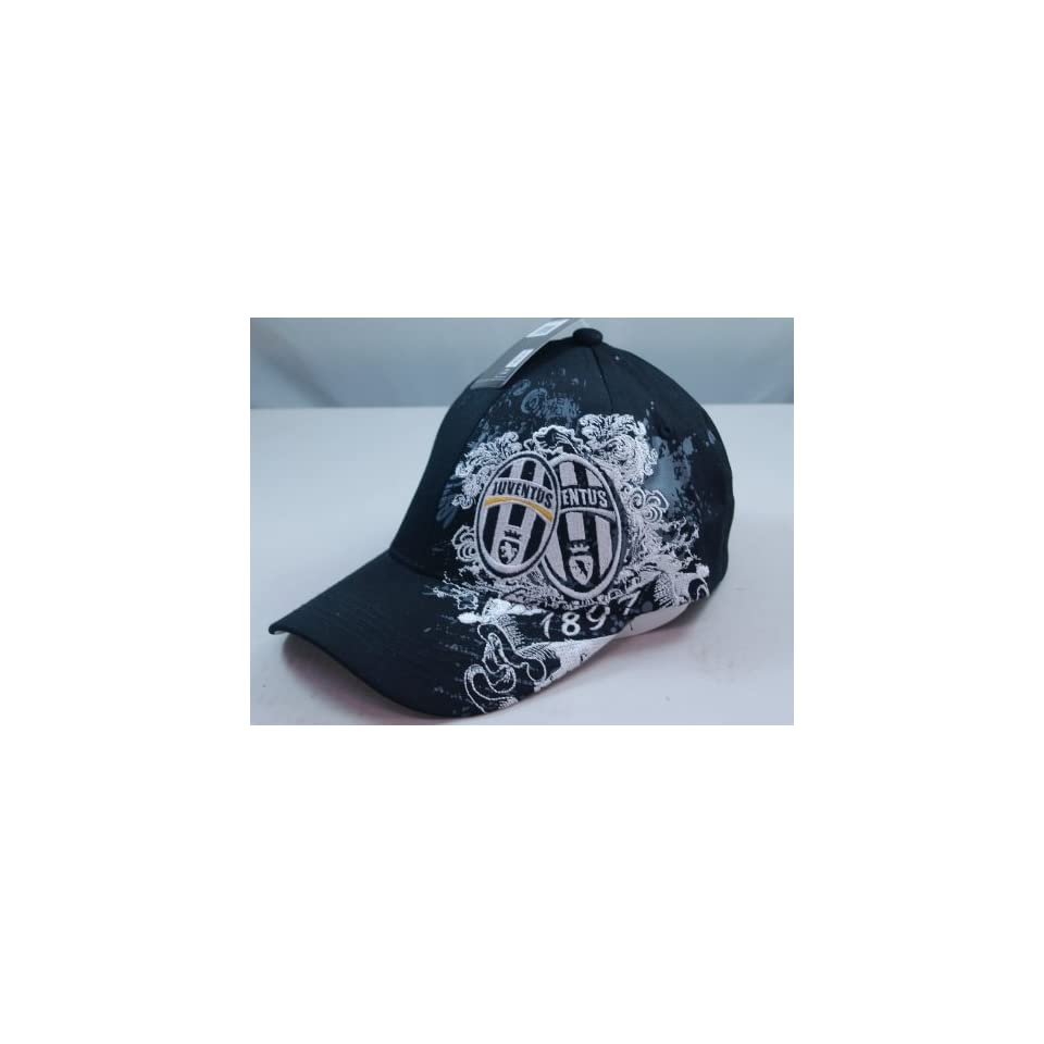 JUVENTUS OFFCIAL TEAM LOGO CAP/HAT   JU002
