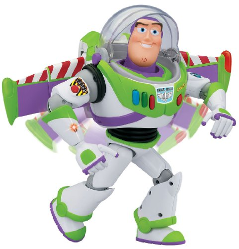 Disney toy / Buzz / Lightyear talking action figure, My M16 story
