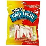 Dingo Brand Dingo Chip Twists 6 Pack