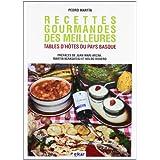 Recettes gourmandes des meilleures tables d'hôtes du Pays Basque (Cuisine)