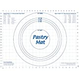 CounterArt 18 by 24-Inch Pastry Mat