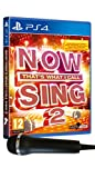 Now That's What I Call Sing 2: Microphone Pack (PS4) (輸入版)