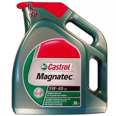 olio motore castrol magnatec 5w40 per motori benzina 5lt. Black Bedroom Furniture Sets. Home Design Ideas