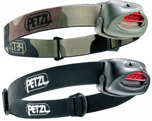 Petzl Headlamp LED TacTikka Plus