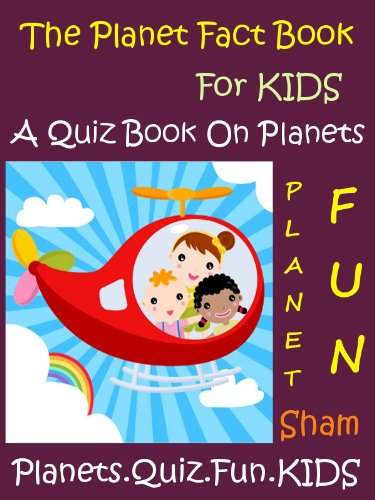 Sham - Kids Puzzles On Planet Facts : Teach Planet Facts For Kids (English Edition)