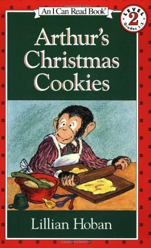Arthur's Christmas Cookies (I Can Read Book 2)