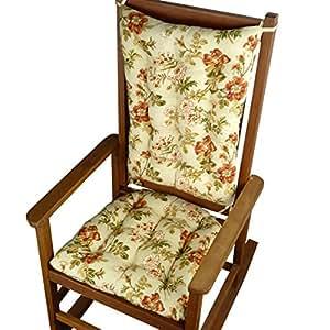 Sage Kitchen Chair Cushions