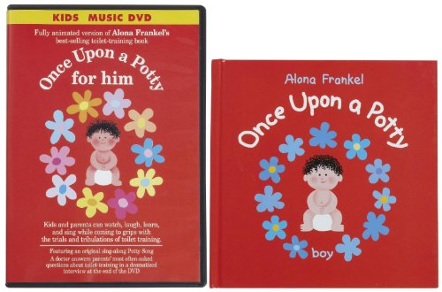 Once Upon A Potty Book