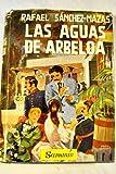 img - for Las aguas de Arbeloa book / textbook / text book