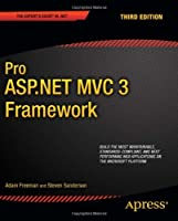 Pro ASP.NET MVC 3 Framework, 3rd Edition Front Cover