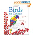 Birds to Colour (Nature Colouring Books)
