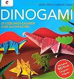 Dinogami: 25 Lieblings-Saurier zum Nachfalten