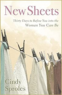 New Sheets - A Daily Devotional For Women by Cindy Sproles ebook deal