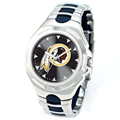 Washington Redskins NFL Victory Series Wrist Watch