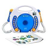 X4-TECH Bobby Joey MP3 Kinder CD-Player Blau