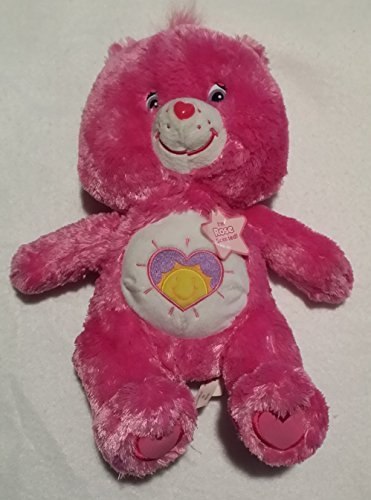 "Care Bears 13"" Floppy Plush Shine Bright Bear"