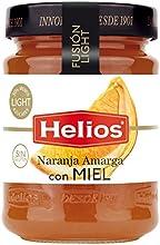 Helios Mermelada Extra Naranja Amarga con Miel - 330 gr