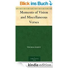 Moments of Vision and Miscellaneous Verses (English Edition)