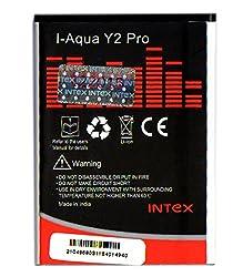 Intex Aqua Y2 pro Battery Original