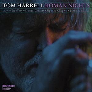 Tom Harrell cover 