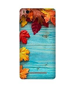 Auntum Leaves Xiaomi Mi 4c Case