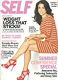Self Magazine May 2012 Bethenny Frankel, Summer Confidence Special