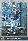 カルビー2002 プロ野球チップス 30周年記念復刻カード No.M-21 山本功児
