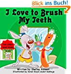 Children's Book: I Love to Brush My T...