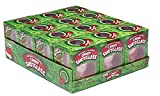 Peppermint Flavored Candy Cane Edible Shot Glasses in 12pk Case Box (Includes 12 Shot Glasses)