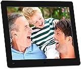 NIX X10G Advance - 10 inch Digital Photo & HD Video (720p) Frame with Motion Sensor & 8GB USB Memory