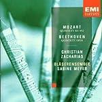 Mozart: Quintett KV 452; Beethoven: Q...