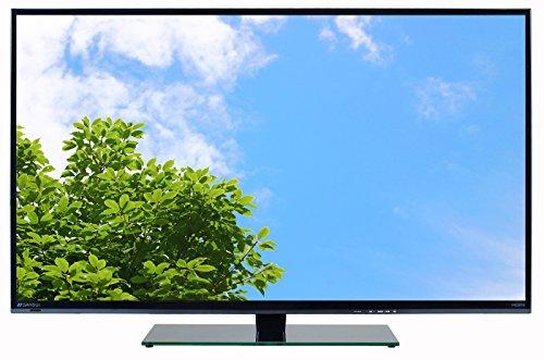 SANSUI 50V型 3波(地上デジタル/BS/CS対応) フルハイビジョン液晶テレビ 外付HDD録画対応 ブラック  SDN50-B31